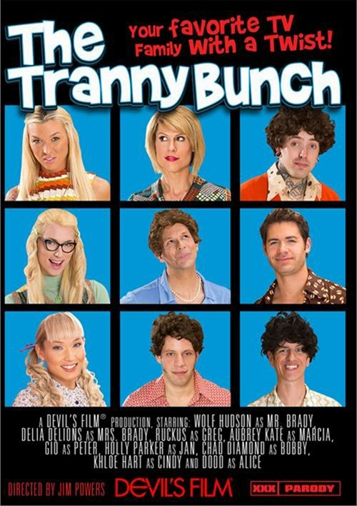 Tranny Bunch Porn Video