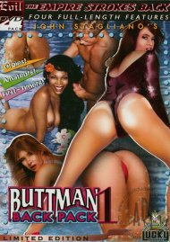 Buttman Back Pack 1 Porn Movie