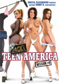 Teen America: Mission #8 Porn Movie