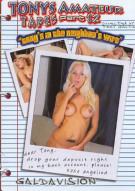 Tony's Amateur Tapes 12 Porn Video