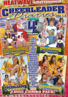 Cheerleader Diaries 4 Pack Porn Movie