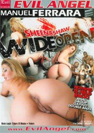 Sheena Shaw Wide Open (2013) Icon