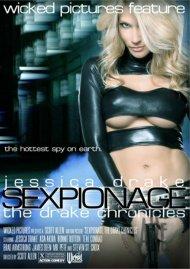 Sexpionage: The Drake Chronicles Porn Movie