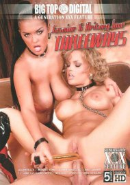 Jasmine & Britney Love Threeways Porn Movie