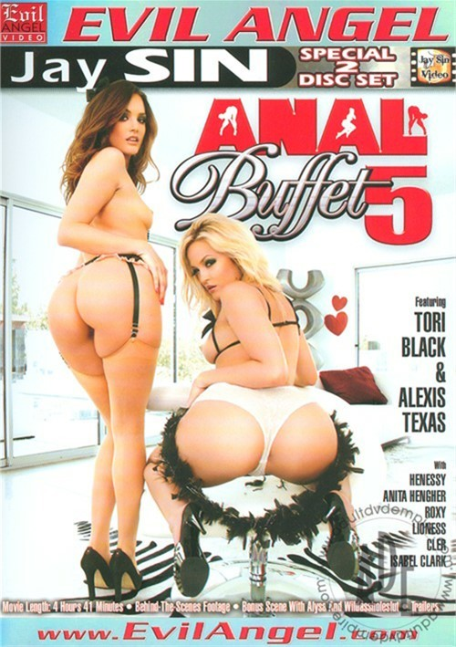 Anal Buffet 5