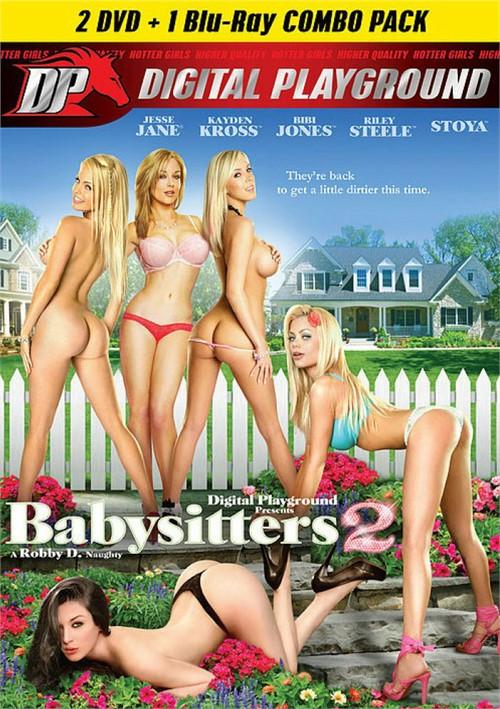 Babysitters 2 (DVD + Blu-ray Combo)