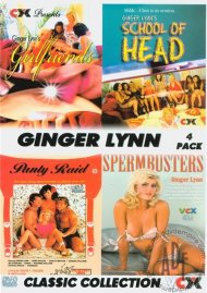 Ginger Lynn 4 pack Porn Movie