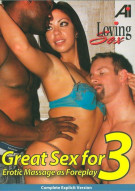 Great Sex For 3: Erotic Massage As Foreplay Porn Movie