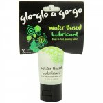 Glo-Glo a Go-Go Water Based Lubricant - 1.5 oz Sex Toy