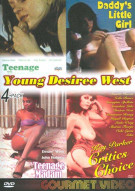 Young Desiree West 4-Pack Porn Movie