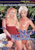 No Boys Allowed!! Porn Video