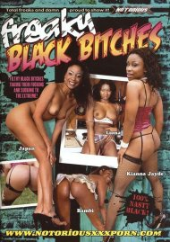 Freaky Black Bitches Porn Movie