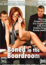 Boned In The Boardroom Porn Movie