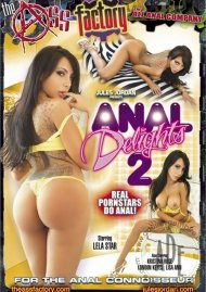 Anal Delights 2 Porn Video