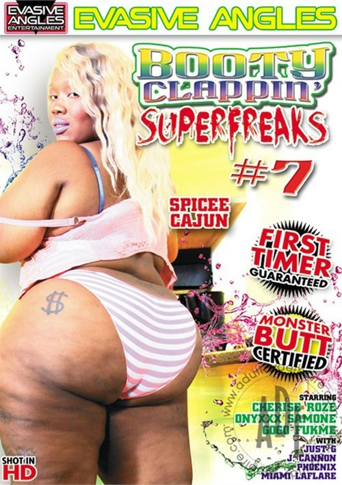Booty Clappin Superfreaks 7