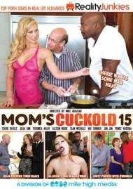 Mom's Cuckold 15 DVD Image from Reality Junkies.