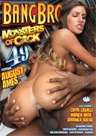 Monsters Of Cock Vol. 49 DVD Image from Bang Bros. Productions.