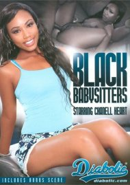 Black Babysitters DVD Image from Diabolic Video.