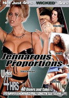 Jennarous Proportions Porn Video