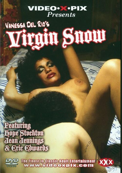 """Vanessa Del Rios """"Virgin Snow"""""""