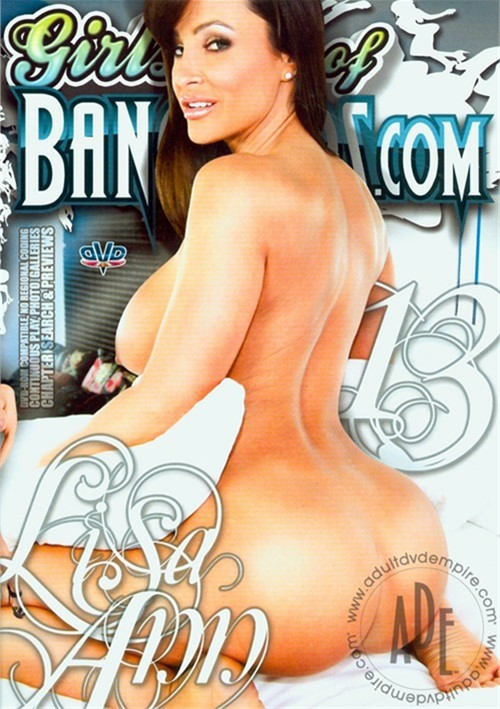 Girls Of Bangbros Vol. 13: Lisa Ann