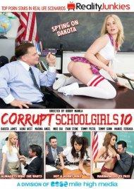 Corrupt Schoolgirls 10 DVD Image from Reality Junkies.