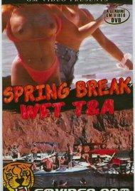 Spring Break Wet T&A Porn Video