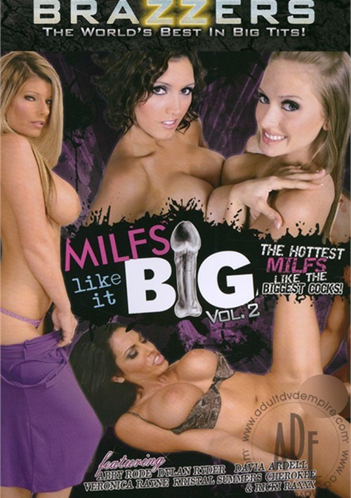 MILFS Like It Big Vol. 2