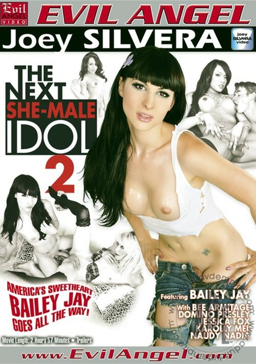 Joey Silvera's The Next She-Male Idol 2 DVD Porn Movie Image