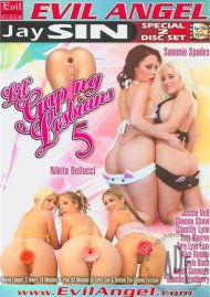 Lil Gaping Lesbians 5 Porn Movie