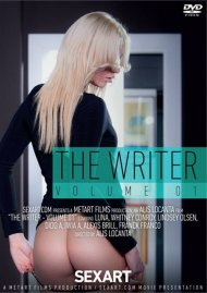 The Writer DVD Image from Metart.