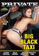Big Black Taxi Porn Movie