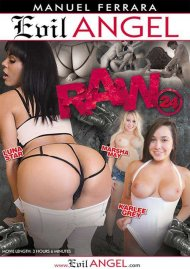 Raw 24 HD Porn Video from Evil Angel.