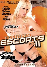 Transsexual Escorts 11 Porn Movie