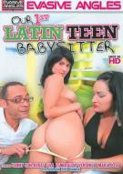Our 1st Latin Teen Babysitter Porn Video