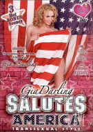 Gia Darling Salutes America Transsexual Style Porn Movie