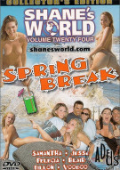 Shane's World 24: Spring Break Porn Video