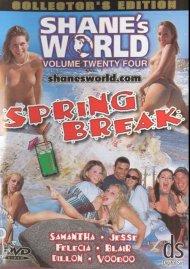 Shanes World 24: Spring Break Porn Video