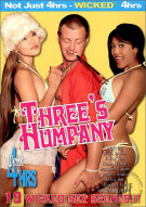 Three's Humpany Porn Video