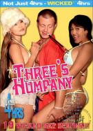 Three's Humpany Porn Video