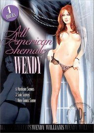 All American Shemale Wendy Porn Movie