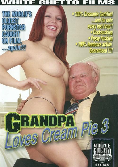 Grandpa loves creampie