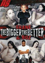 Shane & Boz: The Bigger The Better Porn Video