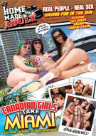 Canadian Girls Take Miami Porn Movie