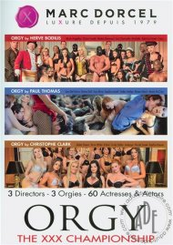 Orgy: The XXX Championship (French) Porn Video