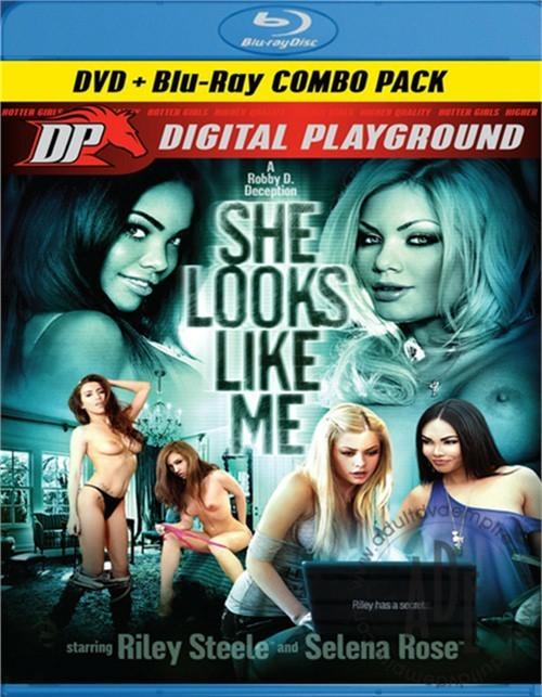 She Looks Like Me (DVD + Blu-ray Combo)