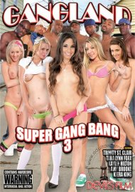 Gangland Super Gang Bang 3 DVD Box Cover Image