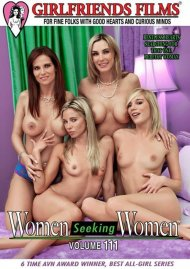Women Seeking Women Vol. 111 Porn Video Image from Girlfriends Films.