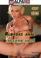Blondes Anal Inferno Vol. 1 Porn Video