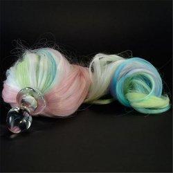 My Lil' Pony Tail - Pastel Rainbow Sex Toy